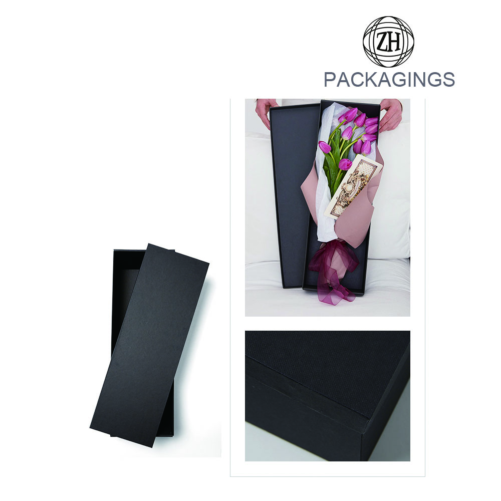 Wholesale gift box for rose flower packaging
