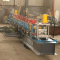 C section purlin cold roll forming machine