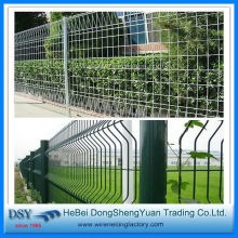 Cheap PVC Coat Welded Wire Mesh Fence
