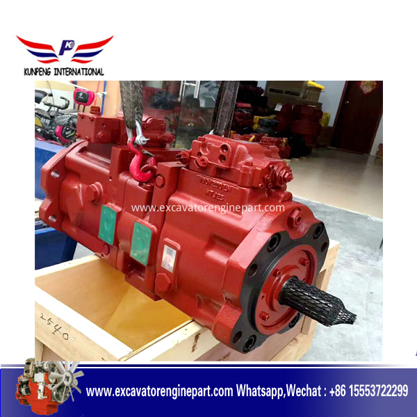 K5v200 Original Hydraulic Piston Pump For Volvo Ec460b Excavators