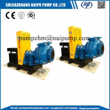 4/3 AH anti-abrasive slurry pump