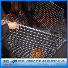 Metal Pallet Cage Warehouse Storage