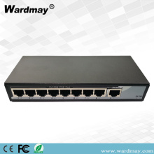 WDM CCTV camera 8chs Economic POE Switch