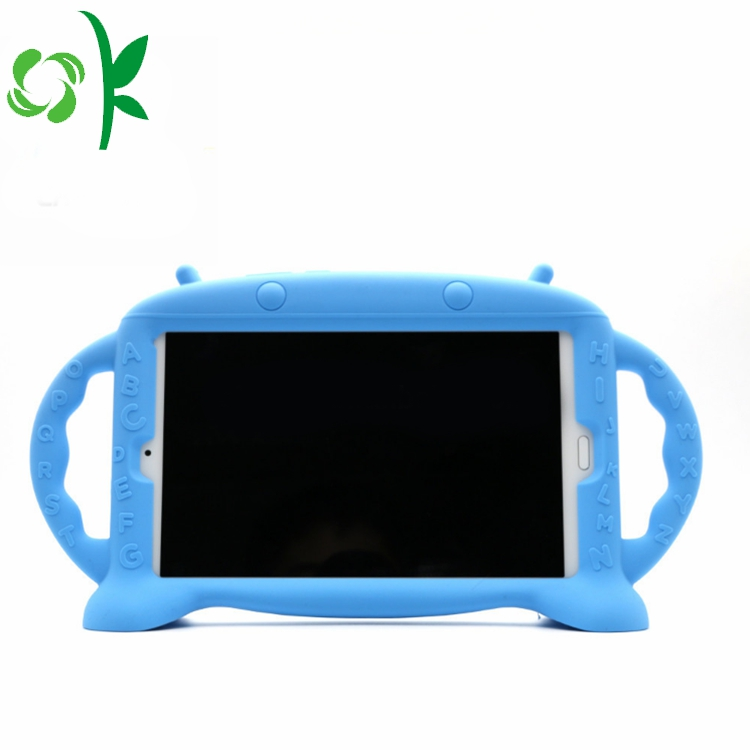 Cute Tablet Silicone Cover