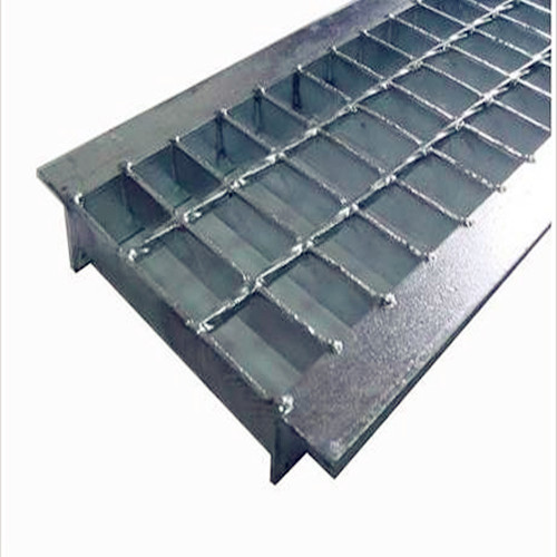 Heavy-Duty Steel Grating Gully Cover