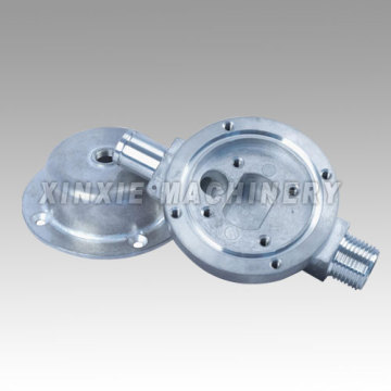 Zinc Die Casting of Gas Valve