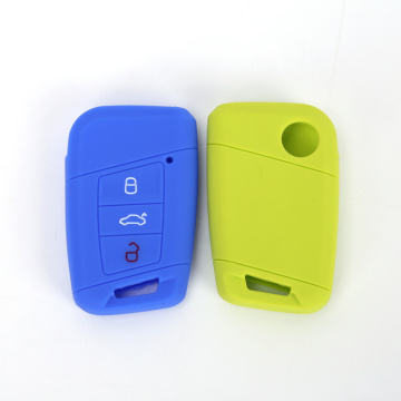 Silicone key fob protective case cover for Magotan