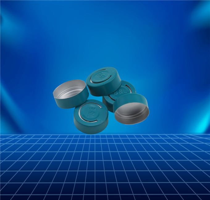 Contact Lenses Caps for Pharma Use