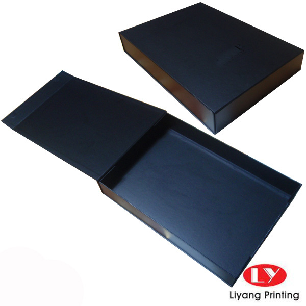 Black Cardboard Packaging Gift BoxLY17031776-6 (10)