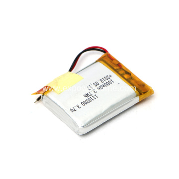 Best Price 102050 3.7V 1000mAh Lipo Battery