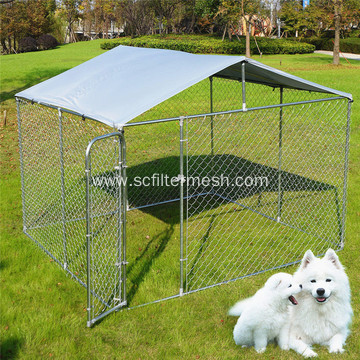 Chicken Farm Chain Link Wire Mesh Fencing