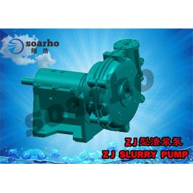 ZJ series High Efficiency Slurry Pump