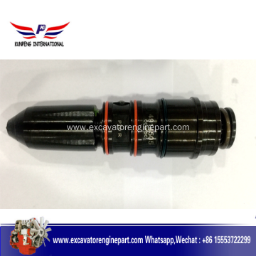 Good Quality for Cummins Nt855 Engine Part Cummins Engine  Fuel Injector 4914505 In Stock supply to Morocco Factory