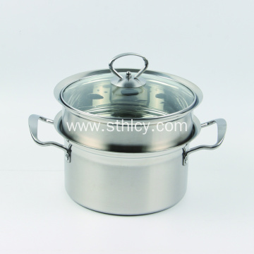 High Quality Stainless Steel Thick Soup Pot