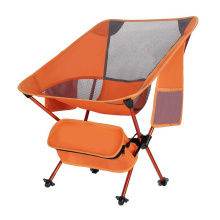 7075 high-strength aluminum alloy Portable Camping Chair