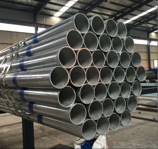New Design  Galv. Steel  Pipe