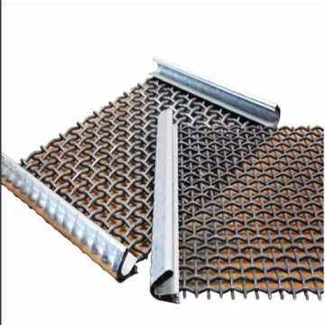 Customized size steel woven mesh