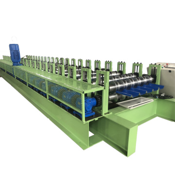 High Speed Color Steel Roof Making Machine