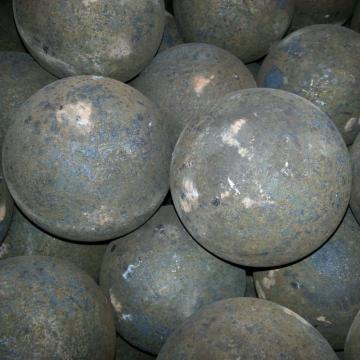 125mm 60Mn forged steel ball