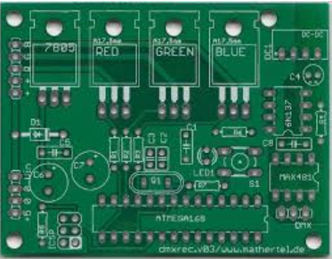 High Power LED Driver PCB Doard