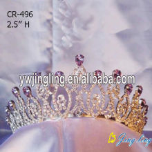Special Pink Custom Crowns