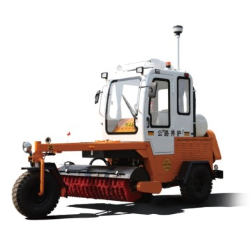 Automatic Road sweeper for constrcution