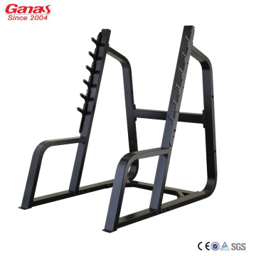 Excellent quality for China GYM Equipment, America Design Gym Machine, Commercial Gym, Gym Machine Supplier Popular Workout Gym Machine Luxury Squat Rack export to Poland Factories