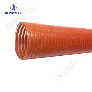 black pvc ducting suction water hoses