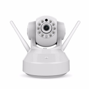 Intelligent Dual Antennas Strong Stable IP Camera Webcam