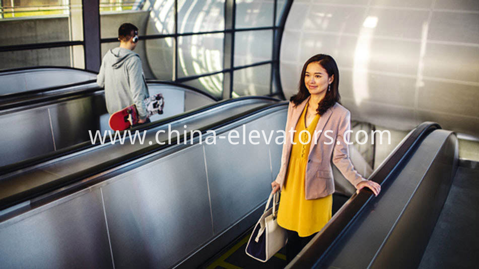 CEP8200 Public Transportation Heavy Duty Escalators