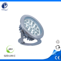 DC24V color changing 48W led underwater lighting