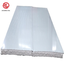 corrugated fireproof aluminum foam sandwich panel