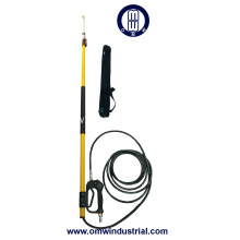 18ft Pressure Washer Telescoping Wand with Belt Strap Support