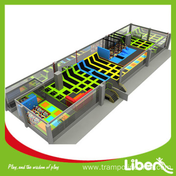 can be customized trampoline sizes and prices
