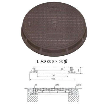 Composite material polyester manhole covers and frames 2019