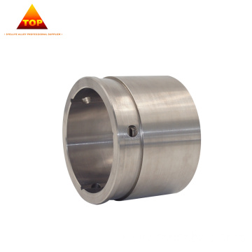 Diameter 8-500mm Cobalt Chrome Alloy Pump Shaft Sleeve