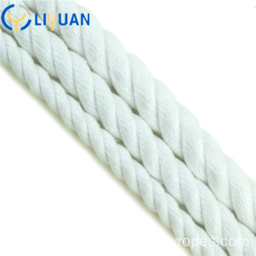 High stregth twisted polyester rope for sale