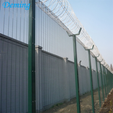 Anti Cut 358 High Security Fence