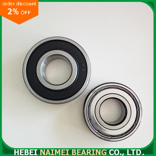6800-6810-ZZ Series Deep Groove Metal Double Sealed Shielded Ball Roller Bearing