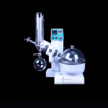 Fractional distillation of essential oils equipment