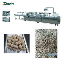 300-400kg/hr Cereal Bar Molding Machine