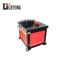 Well-designed for Hydraulic Rebar Bender GW55D Auto  Manual Control rebar bending machine export to North Korea Factory