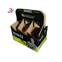 Manufacturer of for Beer Box, Beer Packing Box, Carton Beer Box, Corrugated Beer Box Manufacturers in China Six Pack Beer Box Beer Carton Box supply to Spain Exporter