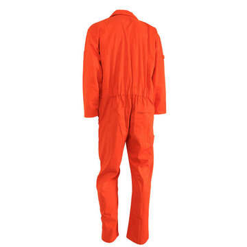 Industrial labour coverall uniform