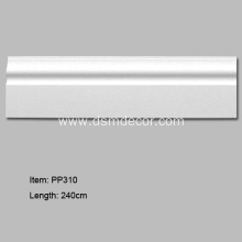 Popular Design for for Wall Baseboards New Foam Wall Skirting Baseboard supply to Italy Exporter