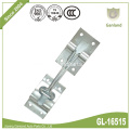 4 Inch Steel T-Style Door Holder Spring Loaded