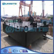 Hot New Products for China Floating Pontoon Platform,Water Floating Platform,Square Floating Platform, Steel Floating Platform Manufacturer Marine floating boat platform export to Chile Factory