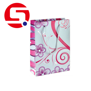Good quality paper shopping bags