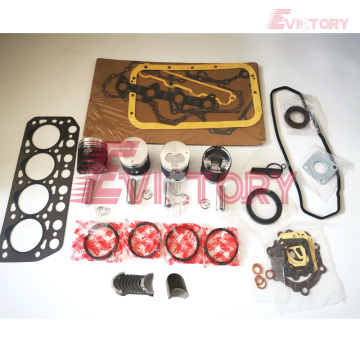 MITSUBISHI 4M40T rebuild overhaul kit gasket bearing piston