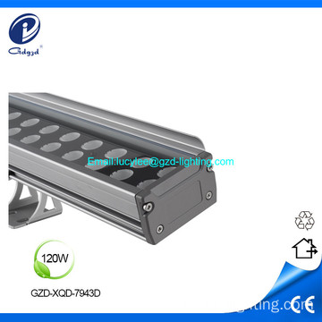 120W high power waterproof aluminum led wall washer